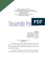 Psicologia Desarrollo Prenatal