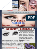 Infectii Oculare Bacteriene BUN