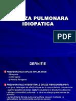 6.Fibroza pulmonara
