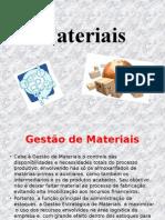Materia Is