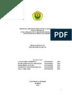 Contoh Proposal PKM-K lolos dikti