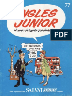Inglés Junior BBC Fascículo 77