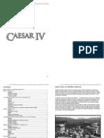 Caesar IV Miolo Do Manual