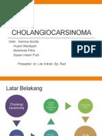 CHOLANGIOCARSINOMA
