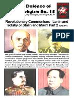 Revolutionary Communism