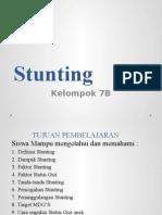 Stunting Presentation