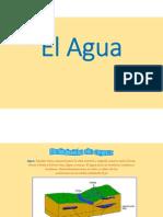 Ciclo Del Agua, Sistemas Fluviales y Glaciales