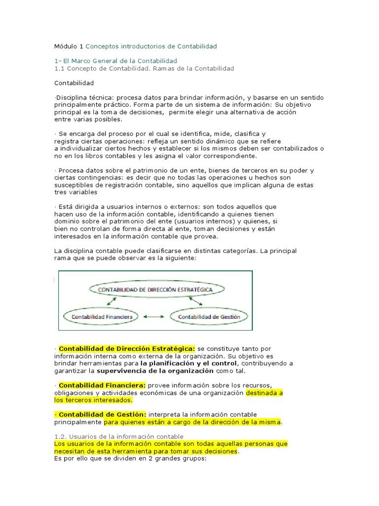 Módulo 1 Conceptos Introductorios de Contabilidad 222