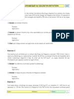 M5 - TD Dynamique de Rotation