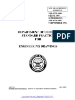 ENGINEERING DRAWINGS (S/S BY ASME-Y14.100, ASME-Y14.24, ASME-Y14.35M, AND ASME-14.34M)