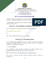 Lei Da Ação Civil - Estrutura e Conteúdo - Versão 8.1