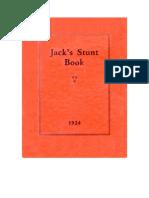 Jacks Stunt Book