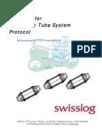 Swisslog PTS Protocol Manual Rev 4-06