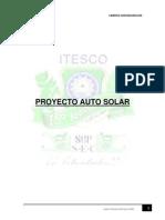 Proyecto Auto Solar