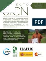 Compendio de Normas y Procedimientos Para El Manejo y Aprovechamiento Ffs Para Pob.indígenas Perú