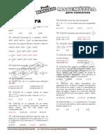 Simulado Cfc Fab Matemática