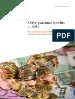 SEPA Potential Benefits at Stake