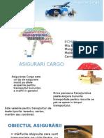 Asigurari Cargo Referat
