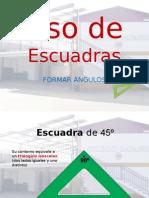Uso de Escuadras - Ángulos - 97