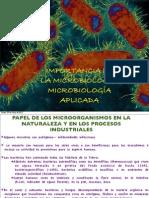 21 MICROBIOLOGÍA APLICADA