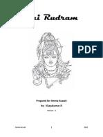 Shri Rudram Malayalam-V3