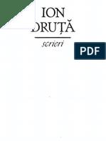 Ion Druță, Scrieri, vol. III