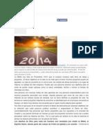 Qué Metas Funcionan Para El 2014