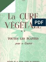 La cure vegetale