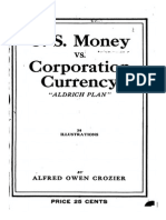 US Money Aldred Own Crozier - Upload