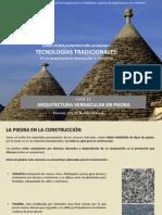Arquitectura en Piedra