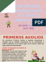 Presentación Primeros Auxilios TASS SEVERO OCHOA