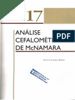 17 - Análise Cefalométricade Mcnamara