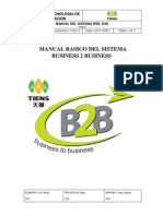 B2B Manual BáSico