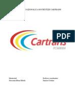 Analiza Situationala a Societatii CARTRANS 1