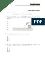 Guia Ejercitación PSU matematica