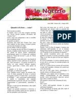 Frati Minori - Notizie da Viesti N. 06/2015