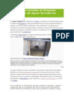Aguas servidas en Arequipa.docx