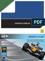Instrukcja Obsługi - Renault Megane III