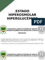 Coma Hiperosmolar