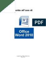 guida all` suo de Word 2010