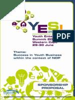 yes 2015 sponsorship