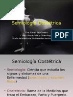 Clase 04 - semiologia obstetrica+control prenatal