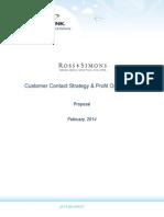 ross-simons contact strategy optimization 2014 v2