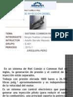 Common Rail (Sergio Huallpa Limascca) E-601