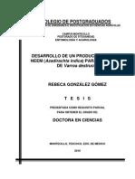 Gonzalez Gomez R DC EntGonzalez_Gomez_R_DC_Entomologia_Acarologia_2010.pdfomologia Acarologia 2010