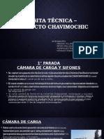 Visita Técnica – Proyecto Chavimochic