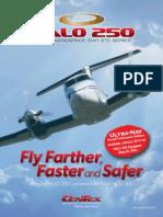 Centex HALO 250 Brochure