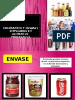 Envases y Colorantes