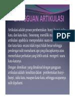 Gangguan Artikulasi [Compatibility Mode] 2