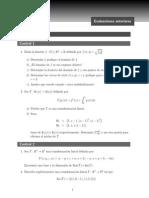 Evaluaciones Anteriores MAT023